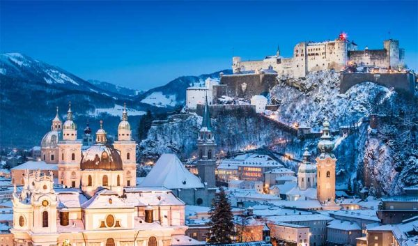 Зима в Залцбург с Loyal-Travel.com