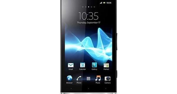 Мобилен телефон Sony Xperia U