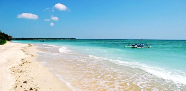 Остров Бали - плаж