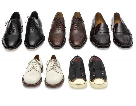 елегантни мъжки обувки