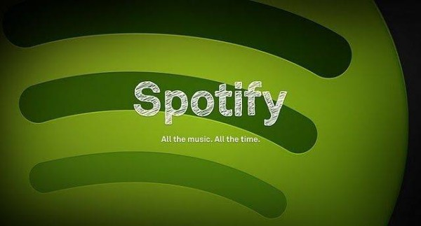 spotify музика