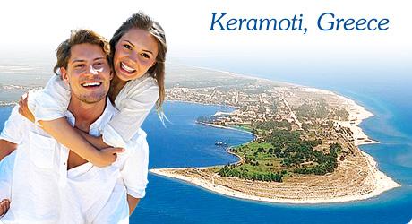 Керамоти, Гърция