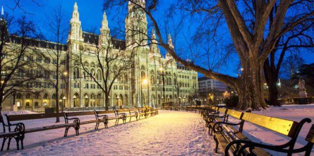 Нова година 2018 във Виена с Loyal Travel