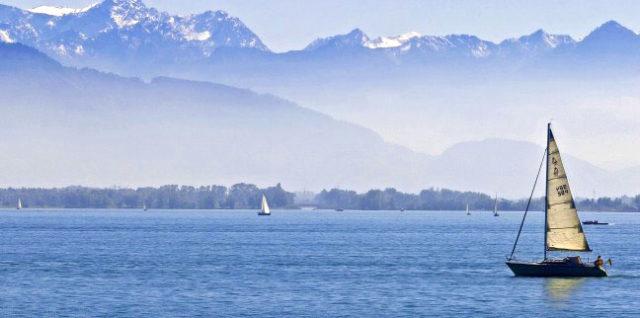 Ескурзия до Боденското езеро