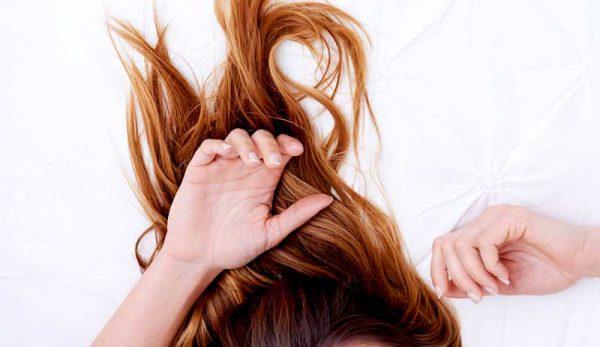 Маска за коса за красива прическа