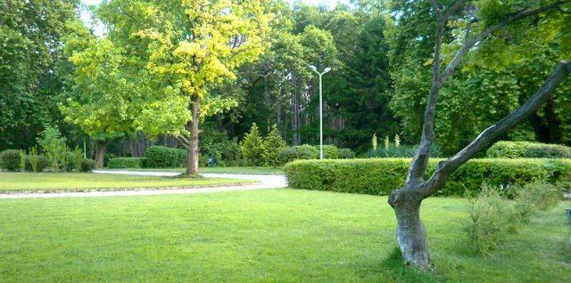 Парка в Сандански