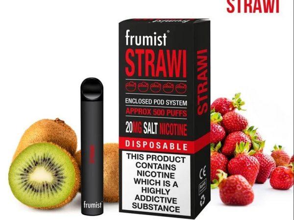 Електронна цигара за еднократна употреба