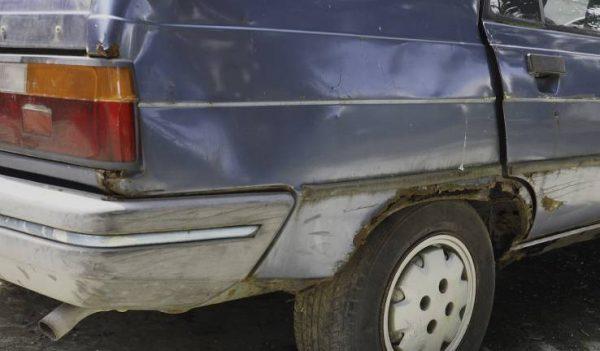 Пордажба на автомобили за скрап